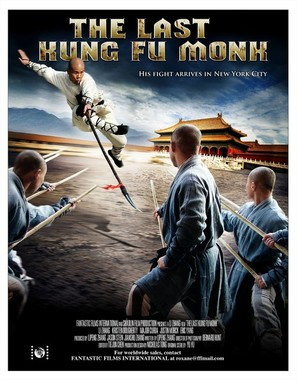 Last Kung Fu Monk - Movie Poster (thumbnail)