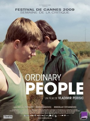 Ordinary People - French Movie Poster (thumbnail)