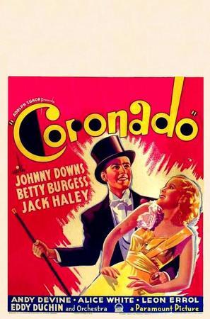 Coronado - Movie Poster (thumbnail)