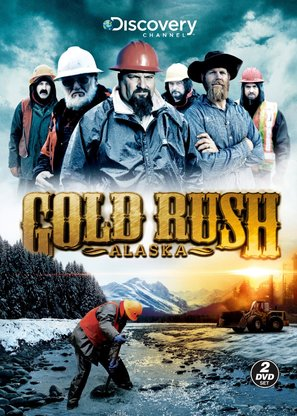 """Gold Rush: Alaska"" - DVD cover (thumbnail)"