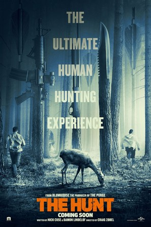 The Hunt - Movie Poster (thumbnail)