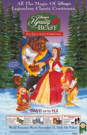 Beauty And The Beast 2 - Video release poster (thumbnail)