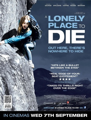 A Lonely Place to Die - British Movie Poster (thumbnail)