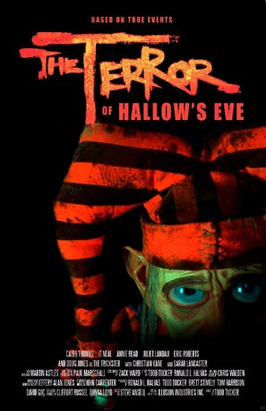 The Terror of Hallow's Eve - Movie Poster (thumbnail)