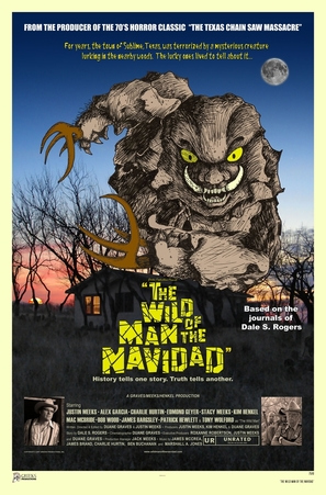 The Wild Man of the Navidad - Movie Poster (thumbnail)