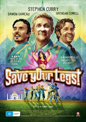 Save Your Legs! - Australian Movie Poster (thumbnail)
