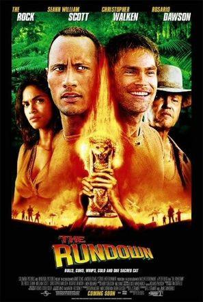 The Rundown - Movie Poster (thumbnail)