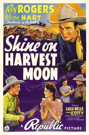 Shine On, Harvest Moon - Movie Poster (thumbnail)