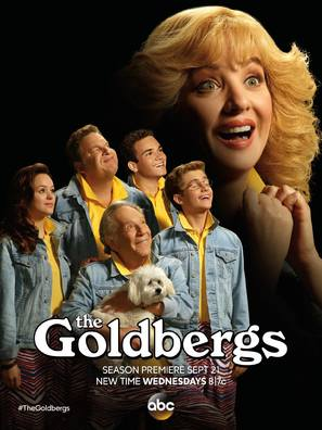 """The Goldbergs"" - Movie Poster (thumbnail)"
