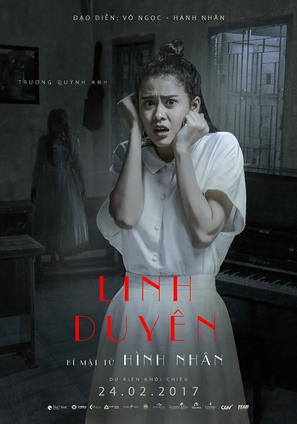 Linh Duyên - Vietnamese Movie Poster (thumbnail)