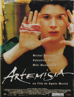 Artemisia - French Movie Poster (thumbnail)