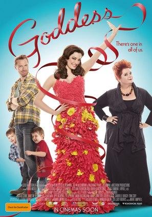 Goddess - Australian Movie Poster (thumbnail)