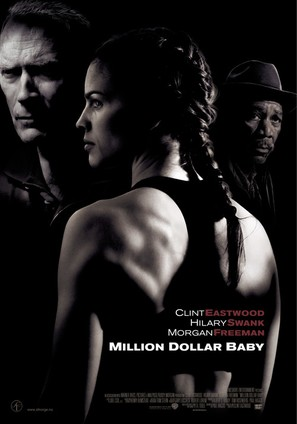 Million Dollar Baby - Movie Poster (thumbnail)