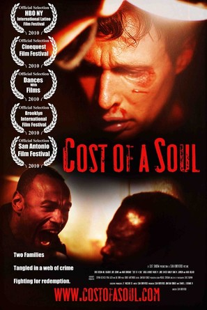 Cost of a Soul - Movie Poster (thumbnail)