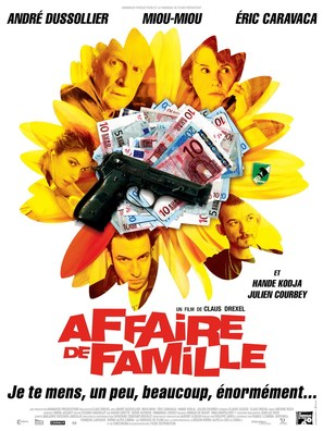 Affaire de famille - French Movie Poster (thumbnail)