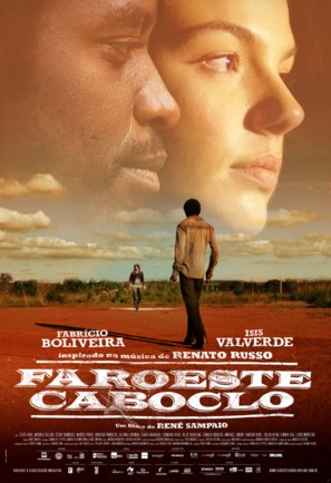 Faroeste caboclo - Brazilian Movie Poster (thumbnail)
