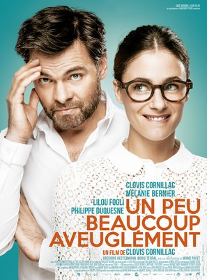 Un peu, beaucoup, aveuglément - French Movie Poster (thumbnail)