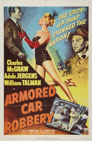 Armored Car Robbery - Movie Poster (thumbnail)