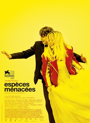 Espèces menacées - French Movie Poster (thumbnail)