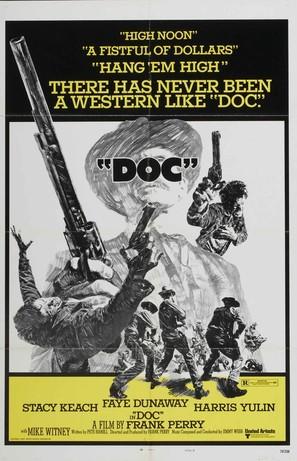 'Doc' - Movie Poster (thumbnail)