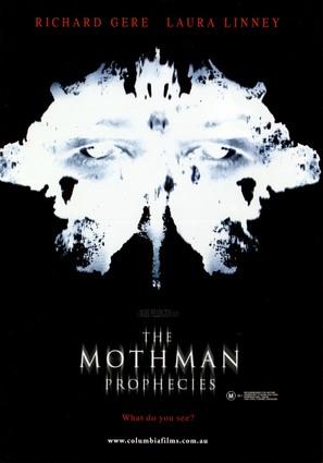 The Mothman Prophecies - Australian Movie Poster (thumbnail)