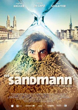 Der Sandmann - Swiss Movie Poster (thumbnail)