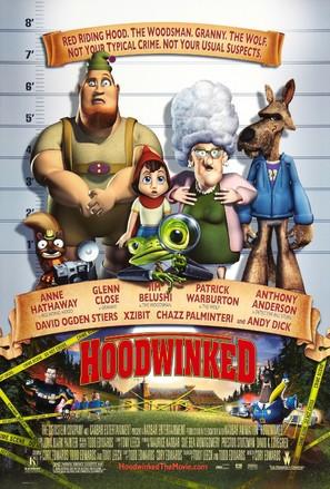 Hoodwinked! - Movie Poster (thumbnail)