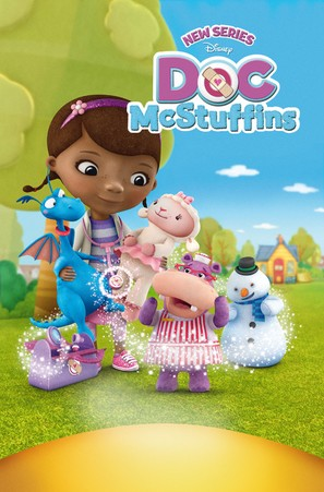 """Doc McStuffins"" - Danish Movie Poster (thumbnail)"