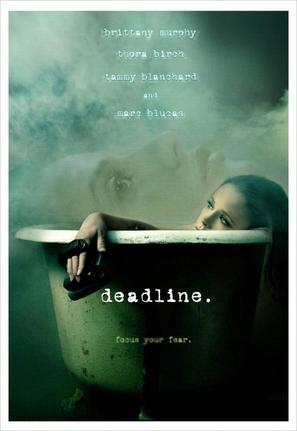 Deadline - Movie Poster (thumbnail)
