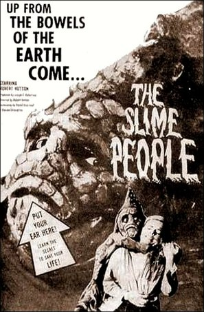 The Slime People - Movie Poster (thumbnail)