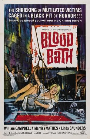 Blood Bath - Movie Poster (thumbnail)
