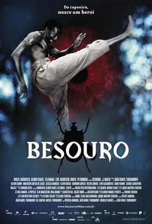 Besouro - Brazilian Movie Poster (thumbnail)