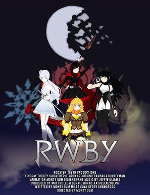 """Rwby"" - Movie Poster (thumbnail)"