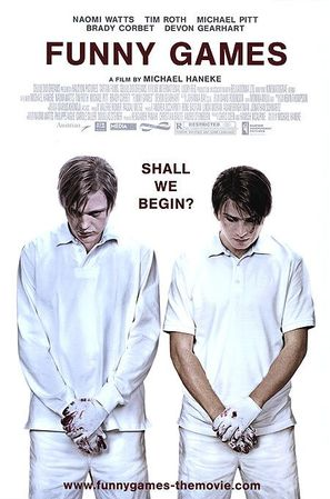 Funny Games U.S. - Movie Poster (thumbnail)