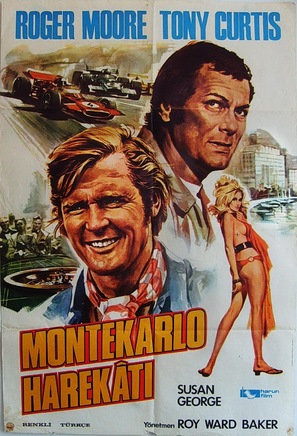Mission: Monte Carlo - Turkish Movie Poster (thumbnail)