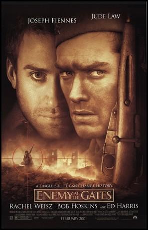 Enemy at the Gates - Movie Poster (thumbnail)