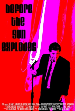 Before the Sun Explodes - Movie Poster (thumbnail)