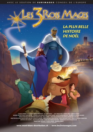 Reyes Magos, Los - Swiss Movie Poster (thumbnail)