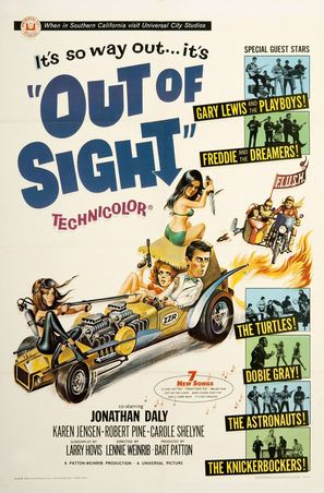 Out of Sight - Movie Poster (thumbnail)