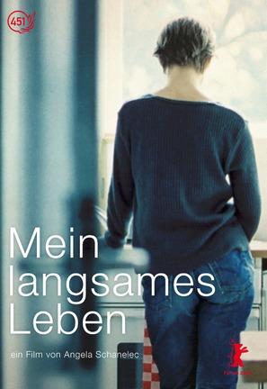 Mein langsames Leben - German Movie Cover (thumbnail)
