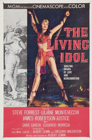 The Living Idol - Movie Poster (thumbnail)