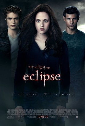 The Twilight Saga: Eclipse - Movie Poster (thumbnail)