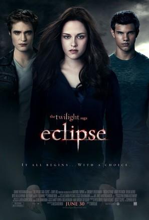 The Twilight Saga: Eclipse - Movie Poster (thumbnail)