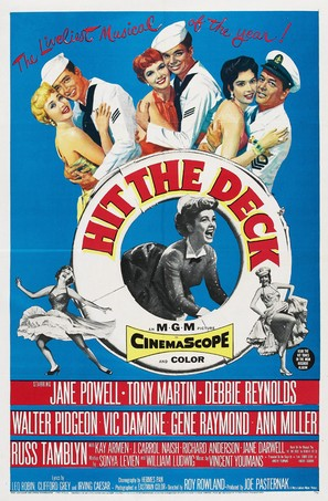 Hit the Deck - Movie Poster (thumbnail)
