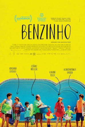 Benzinho - Brazilian Movie Poster (thumbnail)