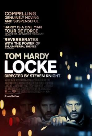 Locke - Movie Poster (thumbnail)