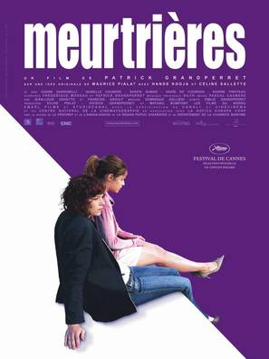Meurtrières - French Movie Poster (thumbnail)