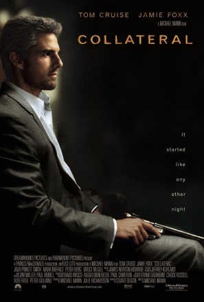 Collateral - Movie Poster (thumbnail)