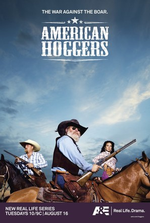 """""""American Hoggers"""" - Movie Poster (thumbnail)"""