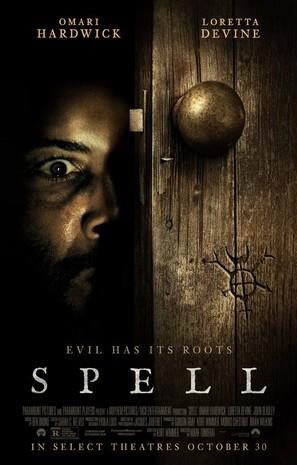 Spell - Movie Poster (thumbnail)